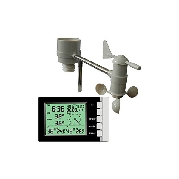 Weather Stations & Clocks