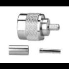 N-Type Crimp Type Plug (6mm) (For RG58)