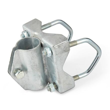 PTP-15 Pole To Pole Clamp Vertical To Horizontal (1 Bolt)
