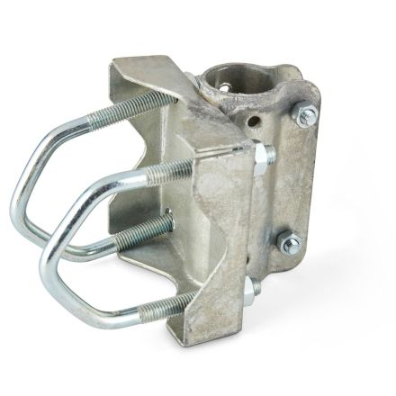 PTP-10 Pole To Pole Clamp Vertical To Horizontal (2 Bolt)