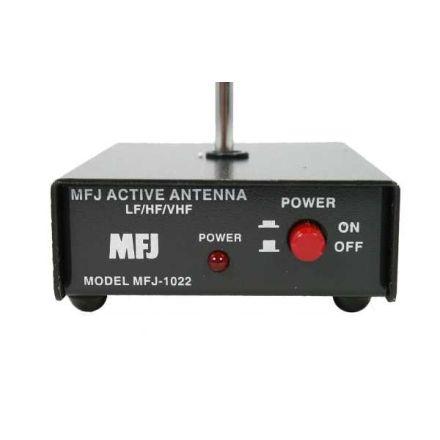 MFJ-1022 - .3-200MHz SWL Active Ant.