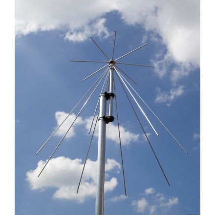 Scanking Discone 25 To 1300MHz Antenna with 10m cable