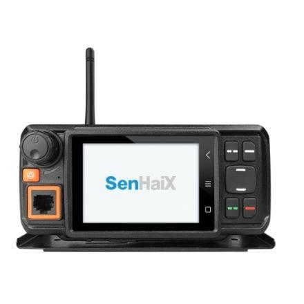 Discontinued Senhaix SPTT-N60 4G Network Android Mobile Radio