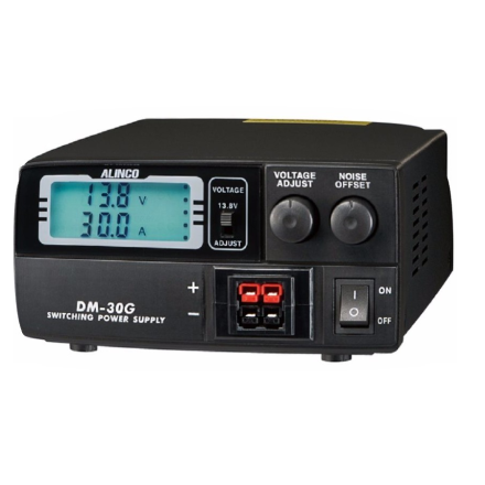 ALINCO DM-30G (20 AMP) SWITCH MODE POWER SUPPLY