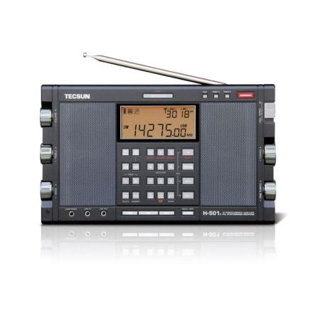 Tecsun H-501X - World Band Receiver with Bluetooth Audio
