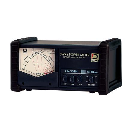 Daiwa CN-501H - 1.8-150MHz SWR/Power Meter (SO239)