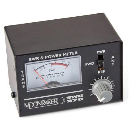 Moonraker SWR-270 - Dual Band SWR/Power Meter