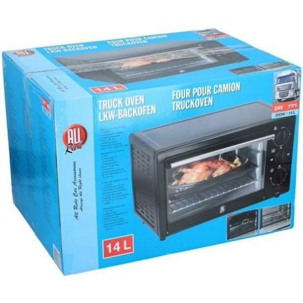 DISCONTINUED ALL RIDE 24V 300W 14L TRUCK OVEN (LARGE OVEN)