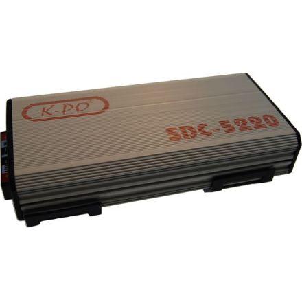 K-PO SDC 5220 (18 - 20 AMP) (24-12V REDUCER)