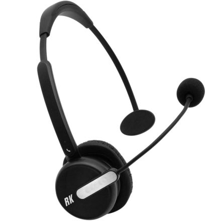 B Grade RKING930 - Noise Cancelling Bluetooth Headset