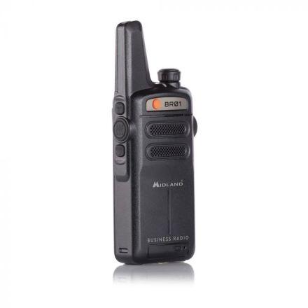MIDLAND BR-01 PMR446/BUSINESS RADIO TRANSCEIVER