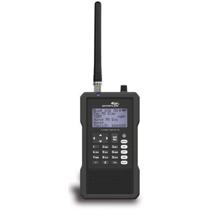 B Grade Whistler TRX-1 Digital Handheld Scanner
