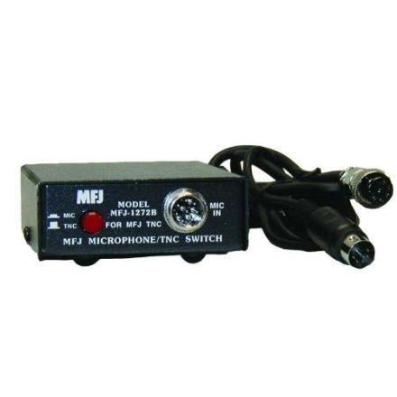 DISCONTINUED MFJ-1272B/M - TNC/Mic Switch-MFJ TNC