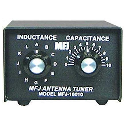 MFJ-16010 - 1.8 thru 30 Mhz Wire Ant. Tuner