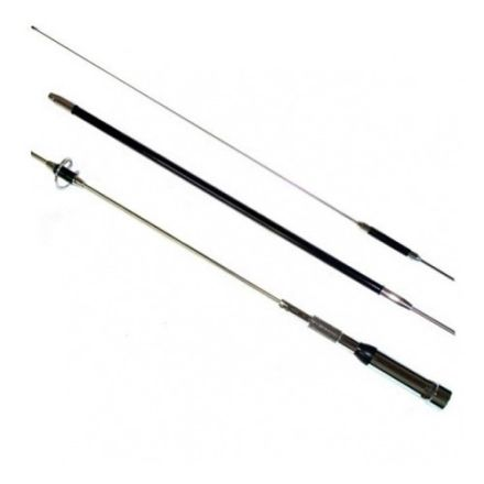 Comet 24KG - Dual Band 144/430 MHz Mobile Antenna (2m/70cm)