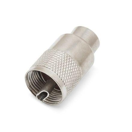 PL259 Standard Plug (9mm) (For RG213)