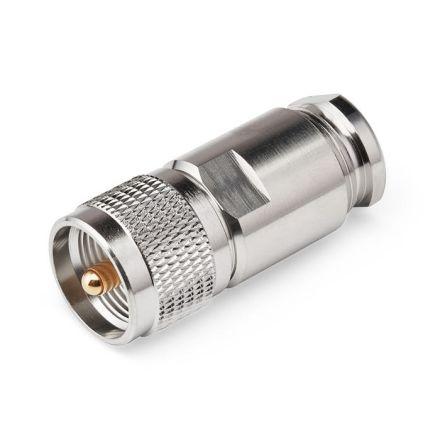 PL259 Compression Plug (10mm) (For F-Zero) (FZ PREMIUM)