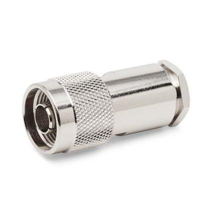 N-Type Compression Plug (9mm) (For RG213)