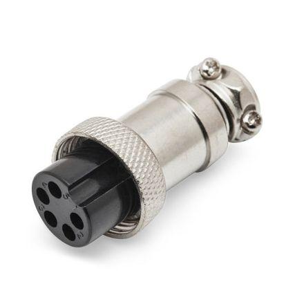 5 Pin Microphone Plug