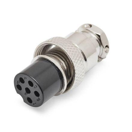6 Pin Microphone Plug