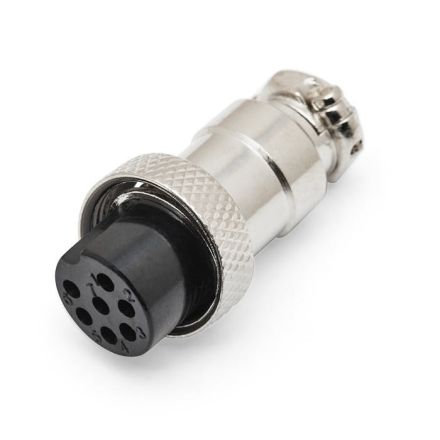 7 Pin Microphone Plug