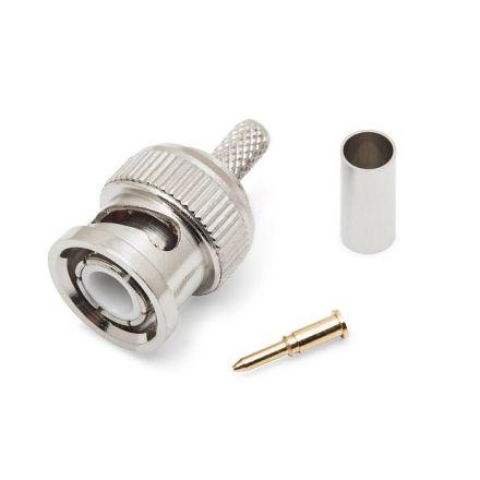 BNC Crimp Type Plug (For RG174)