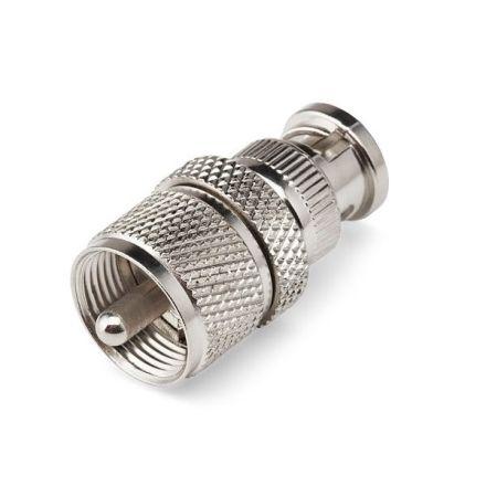 BNC(M) To PL259 Premium Adapter