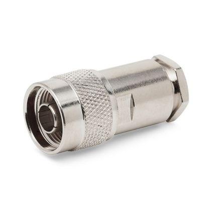 N-Type Compression Plug (6mm) (For RG58)