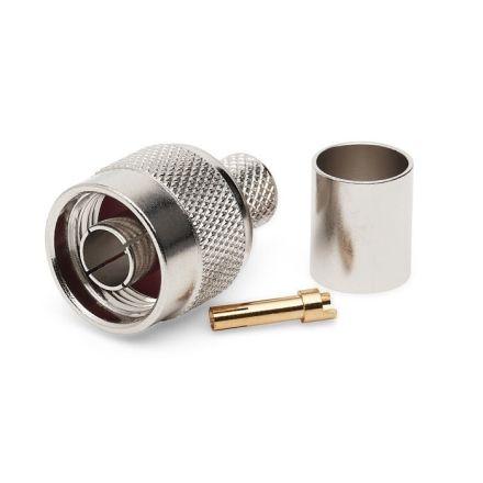 N-Type Crimp Type Plug (9mm) (For RG213)