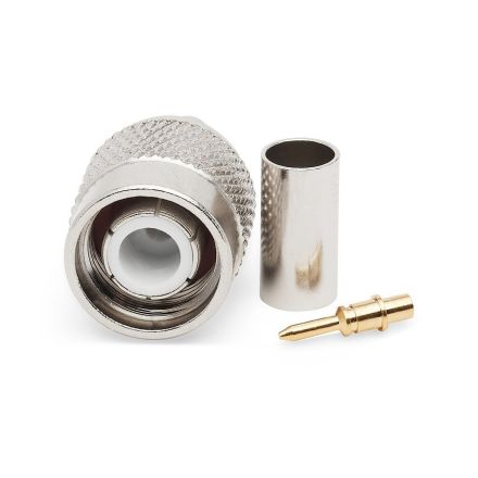 TNC Crimp Type Plug (6mm) (For RG58)