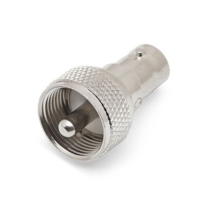 PL259 To BNC(F) Premium Adapter