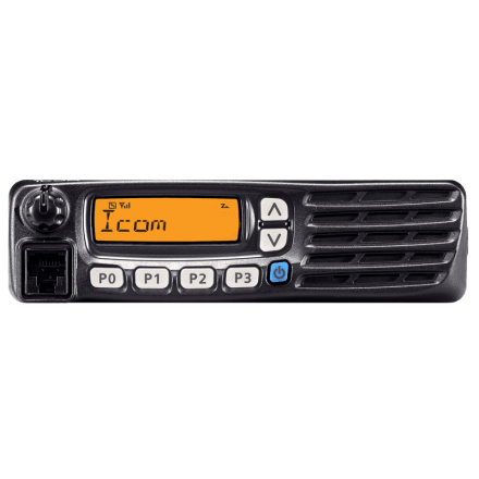 IC-F5022 MOBILE VHF TRANSCEIVER 136-174MHZ