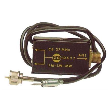 ZETAGI DX27 SPLITTER BOX