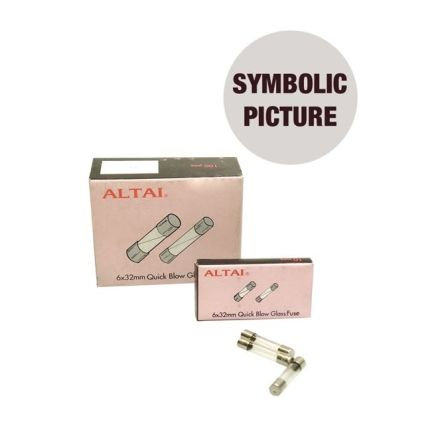 QUICK BLOW FUSES 10 AMP- LENGTH 32mm
