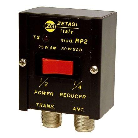 ZETAGI RP2 2-LEVEL POWER  REDUCER