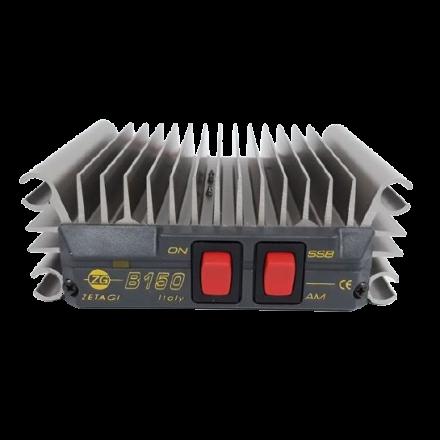 ZETAGI B150R POWER AMPLIFIER - 100W AM/FM, 200W SSB MAX.