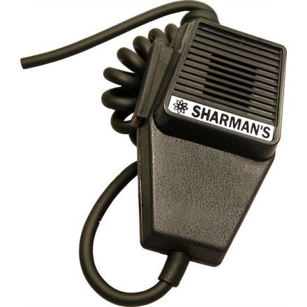SHARMAN'S DM520 COFFIN SHAPE DYNAMIC MIC
