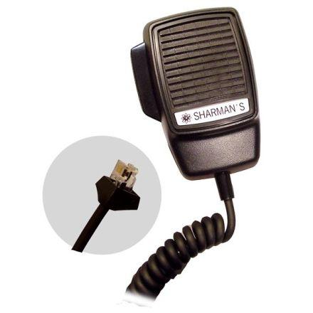 SHARMAN'S DM523-P6MX DYNAMIC MIC-6PIN MAXON PM100 SERIES