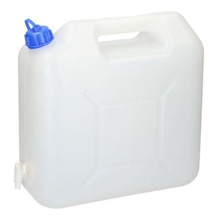 PLASTIC WATER CAN 15 LITRE WITH TAP
