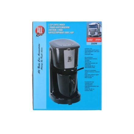 ALL RIDE 24V 250W COFFEE MAKER ONE CUP