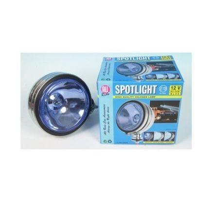 ALL RIDE 12V SPOTLIGHT H3 LED BLUE