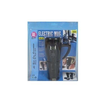 ALL RIDE 24V ELECTRIC MUG 450ML