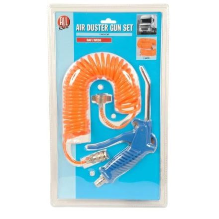 ALL RIDE AIR DUSTER GUN SET 13KG/CM2 FOR DAF / IVECO