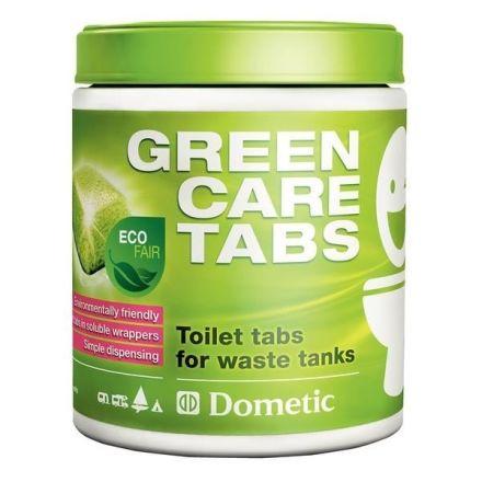 WAECO GREEN TOILET TABS FOR WASTE TANKS