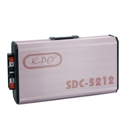 K-PO SDC 5212 (12-16 AMP) (24-12V REDUCER)