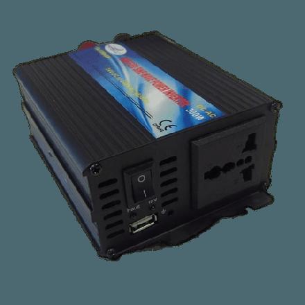 ROADTEK MODIFIED SINE WAVE POWER INVERTER 300W - 12V