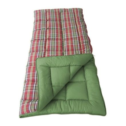 SLEEPING BAG (SUPER KING SIZE) - TEMP RATING +10 TO - 7 (HERITAGE STYLE)