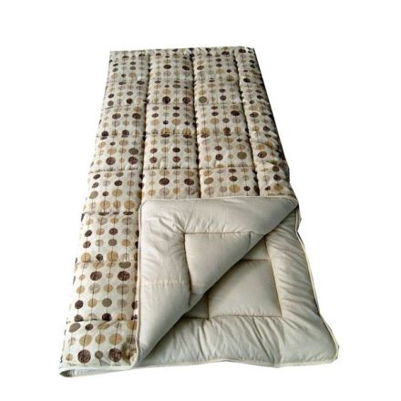 SLEEPING BAG (SUPER KING SIZE) - TEMP RATING +10 to -7 (BAUBLES STYLE)