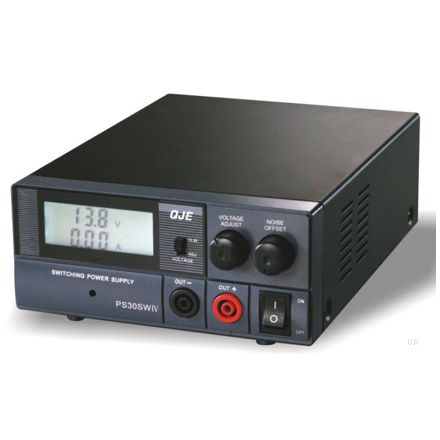 QJE PS30SWIV (20 AMP) SWITCH MODE POWER SUPPLY