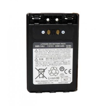 Yaesu SBR-14 - Li-Ion Battery